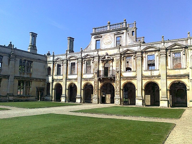 Kirby Hall - English Heritage - BAILEYGOMM