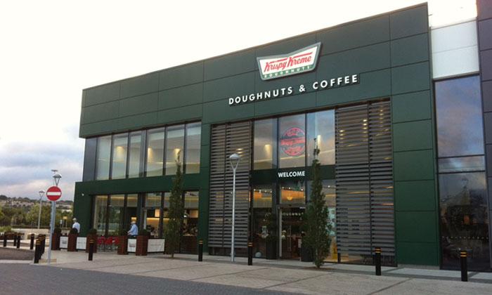 Krispy Kreme - Food - BAILEYGOMM