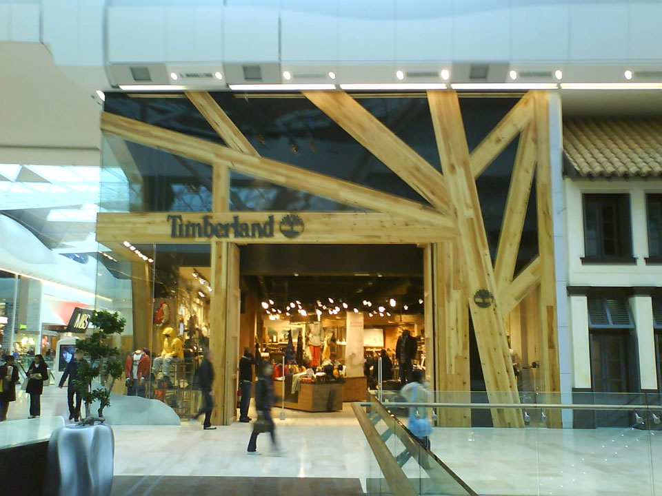 Timberland - Shopping Projects - BAILEYGOMM