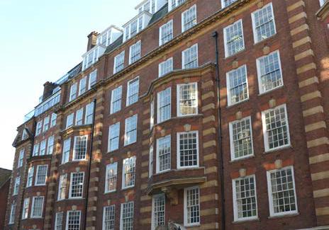 Old Queen Street, London